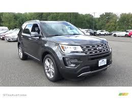 Ford Explorer Limited - 2017 magnetic ford explorer limited 4wd 115838686 gtcarlot com