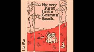 my very first little german book free audiobook for children and