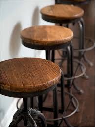 bar stools distressed wood counter stools rustic farmhouse bar