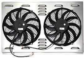 electric radiator fans and shrouds z40004 dual electric fan shroud kit