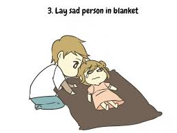 Words Of Comfort For A Depressed Friend How To Take Care Of A Sad Person 10 Steps Bored Panda