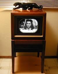 Philco Record Player Cabinet Philco Model 49 1240 Consolette Television 1949