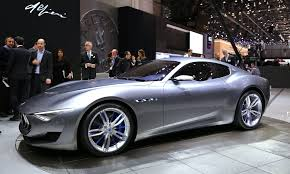 luxury sports cars maserati to launch alfieri sports car kill granturismo