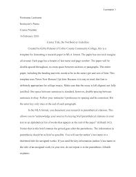 sample essays university cover letter mla format of essay mla format top of essay mla cover letter cover letter template for mla format sample essay example of xmla format of essay