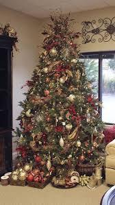 extraordinary decorated trees image