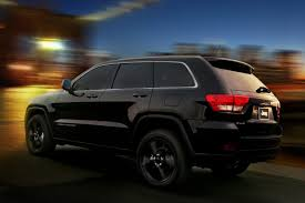 jeep cherokee black with black rims jeep debuts murdered out