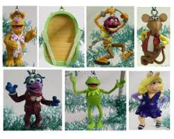 the muppets ornaments cool stuff to buy and collect