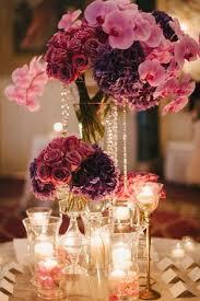 100 fabulous tall wedding centerpieces purple wedding