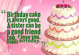 top 60 images about sweet birthday wishes for sister u2013 birthday