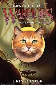 warriors omen of the 3 whispers erin