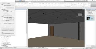 recessed linear lighting revit exles of automatically generated luminaires relux