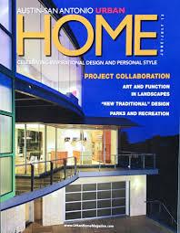 recognition modern home design architect austin san antonio
