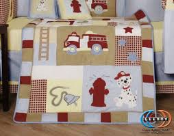 Firefighter Crib Bedding Geenny Boutique 13 Crib Bedding Set Baby Boy