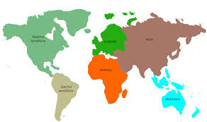 North And South America Map Quiz by Case Study Dunk450