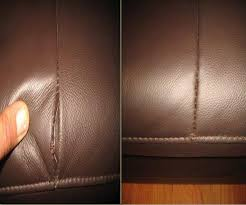 How To Patch Leather Sofa Furniture Disassembling Service Before And After Images