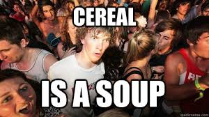 Sudden Realization Meme - the 50 funniest sudden clarity clarence memes complex
