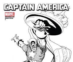 captain america 2011 3 architect sketch variant comics