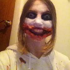 Jeff Killer Halloween Costume Makeup Halloween Jeff Killer Didnt