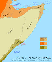 Ancient Africa Map by Somali History In Maps From The Ancient World To The Modern