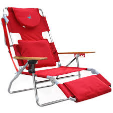Fully Reclining Beach Chair Backpack Beach Chair With Footrest Home Chair Decoration