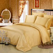 gold silk duvet cover buy best silk sheets in lilysilk