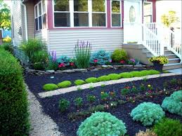 small front yard landscaping ideas no grass the garden