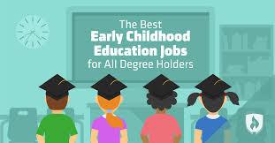 Kindergarten Teacher Assistant Job Description The Best Early Childhood Education Jobs For All Degree Holders