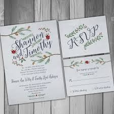 pinterest round up our favorite winter wedding invitations