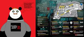 winston shows a map for hhn by baloorule58 on deviantart