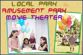 places to kids birthday inviting and entertaining birthday party places kids will