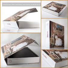 photo album box printed wedding album box wedding photographer italy