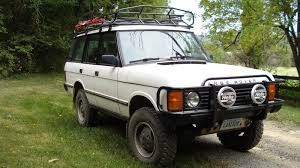 land rover lr4 lifted 1994 land rover range rover information and photos zombiedrive