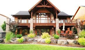 walkout basement house plans simple house plans with walkout basement and pool placement house