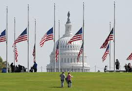 Flags Today At Half Mast Column Flags At Half Staff Mean It U0027s Mourning In America