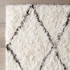 Shaggy Area Rugs Wool Shag Area Rugs Roselawnlutheran