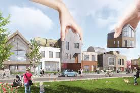 Journal Urban Design Home Igloo Jv Seeks Nottingham Custom Builders Competition