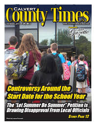 2015 01 29 calvert county times by southern maryland online issuu