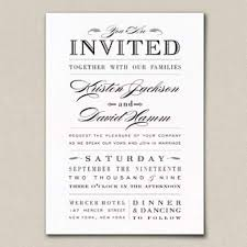 formal wedding invitation templates how to write a formal invitation for a wedding with