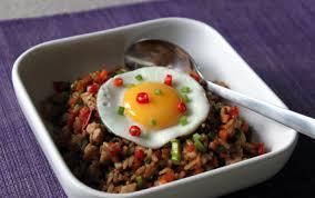recettes de cuisine indon駸ienne balinaise recette nasi goreng riz frit à l indonésienne 750g