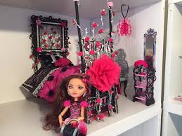 briar beauty doll bed remake ever after high doll stuff