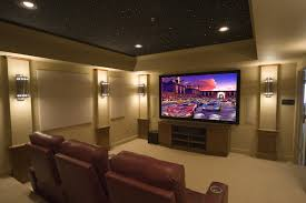 How To Decorate Home Theater Room Diy Home Theater Design Best Home Design Ideas Stylesyllabus Us