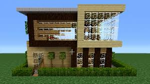 Modern Houses Minecraft Minecraft 360 Modern House Tutorial House Number 3 Youtube