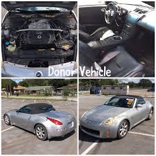 used nissan 350z used nissan 350z exterior parts for sale page 2