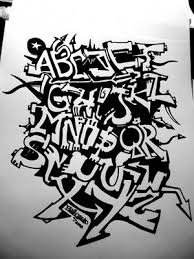 imagenes para dibujar letras graffitis 20 tipos de letras para dibujar graffitis y goticas tipos de