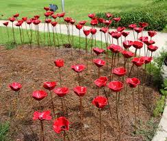 pretty poppies in fairhope leslie anne tarabella