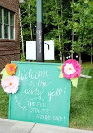 Backyard Graduation Party Ideas by 238 Best Graduation Party Images On Pinterest Graduation Ideas