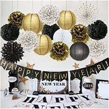 happy new year decorations happy new year banner