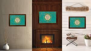 Catholic Home Decor South Dakota Vintage Flag Gifts Home Decor Wall Art Decorative