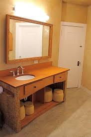 Salvage Bathroom Vanity by From Salvage To Spa