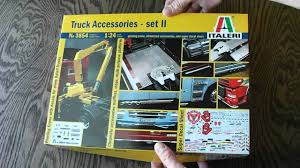 Old Ford Truck Accessories - 28 1 24 italeri truck accessories set ii review youtube
